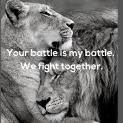 We Fight Together. Co Parenting with a toxic ex